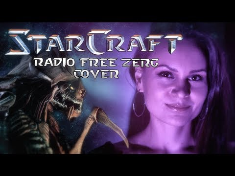 Radio Free Zerg - StarCraft (Extra Life Charity Cover)
