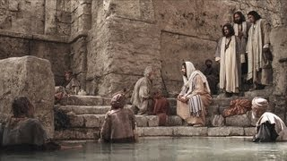 Gambar cover Jesus Heals a Lame Man on the Sabbath