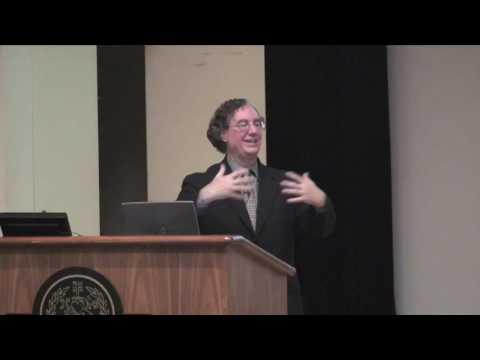 Juan Cole Keynote at Arab & Islamic Studies Conference