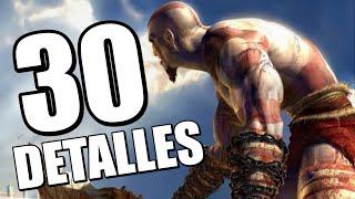 30 DETALLES ALUCINANTES de GOD OF WAR 1 PS2 (2005): Kratos, contigo empezó todo