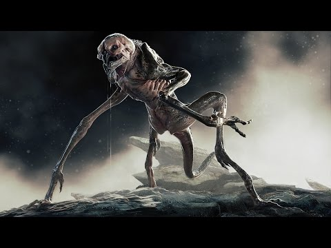 3D Creature Design: Alien Rock Grubber Concept, Model, Texture, Render with Jerad S. Marantz