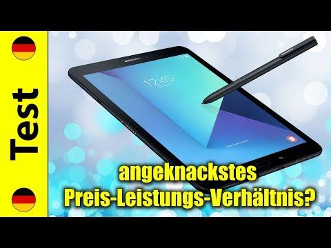 Samsung Galaxy Tab S3 Test   angeknackstes Preis-Leistungs-Verhältnis? (deutsch)