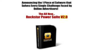 WSO Rockstar Power Suite 2 Review - Automation/Graphics Software Suite for $19?