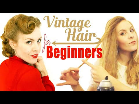 Vintage Hair For