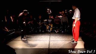Best16-2 김성현 VS 설영우 SHOW DOWN VOL.1 All STYLE 1:1 ROOKIE BATTLE -KAC한국예술원