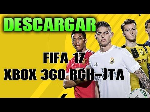 Descargar Fifa 17 Xbox 360 RGH/JTA Español Latino