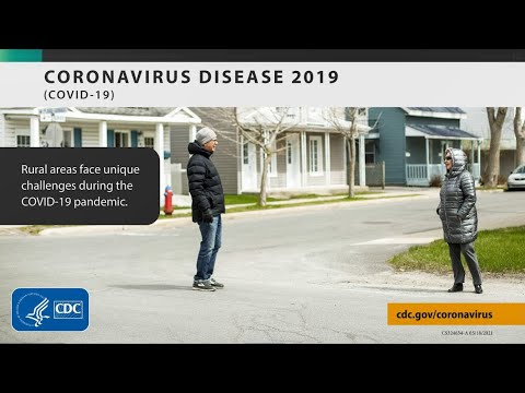 COVID-19 vaccines and rural communities
