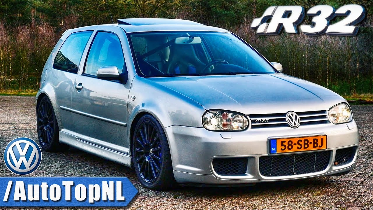 vw golf 4 r32 review by autotopnl youtube. Black Bedroom Furniture Sets. Home Design Ideas