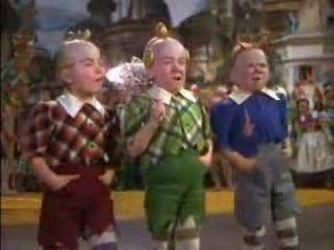 Wizard of Oz Lollipop Guild
