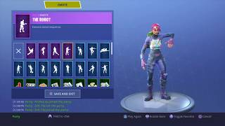 TRADING FORTNITE ACCOUNT #3 | GIVAWAY!