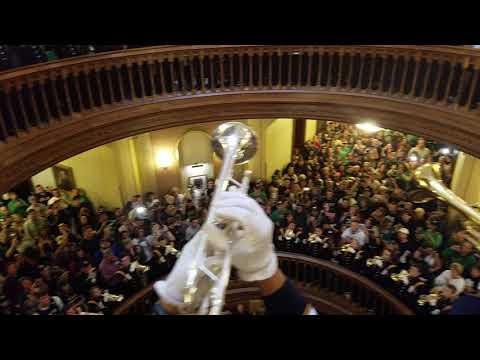 Full performance: Under the Dome Trumpets at Notre Dame