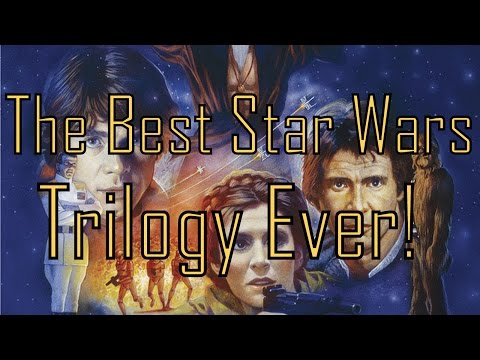 Star Wars The Thrawn Trilogy Review