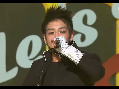 Bigbang- Sunset Glow, 빅뱅 - 붉은 노을, Music Core 20081108