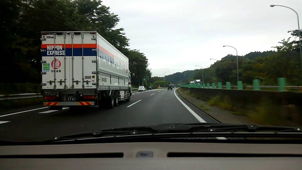 オンボードカメラ 仙台南ic―白石...