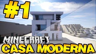 Minecraft: Fazendo uma Casa Pt.1