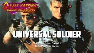 Retrospective / Review: Universal Soldier (1992)