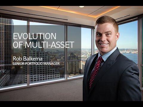 Institutional investors: Evolution of multi-asset