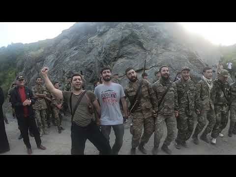 Պարում են հայերը. Танцуют армяне