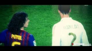 Cristiano Ronaldo Destroying FC Barcelona   La Liga 21/04/2012   HD