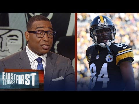 Cris Carter on the key to Antonio Brown being successful in Oakland | NFL | FIRST THINGS FIRST