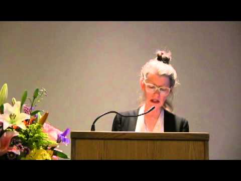 Lisa Robertson Lecture: The Leslie Scalapino Lecture in Innovative Poetics