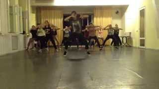 Dance school ART People | Dancehall choreography by Valera Potryasaev