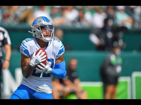 Detroit Lions' Top 10 Plays At Midseason! | 2019 NFL Highlights