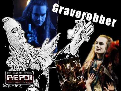 Zydrate Anatomy Repo The Genetic Opera Graverobber Lyrics Youtube
