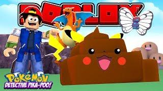 ROBLOX - POKEMON, DETECTIVE PIKA-POO!!