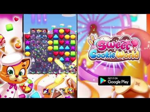 Sweet Cookie World for PC (2020) - Download For PC, Windows 7/8