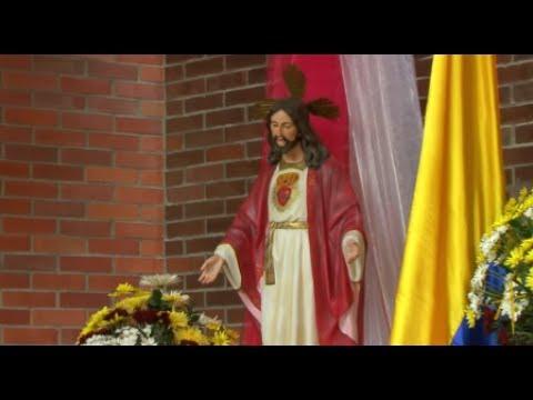 EUCARISTÍA DIGITAL Sagrado Corazón de Jesús | Padre Carlos Yepes [OFICIAL]