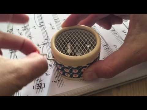 Game of Thrones Music Box Caja de Música de Juego de Tronos