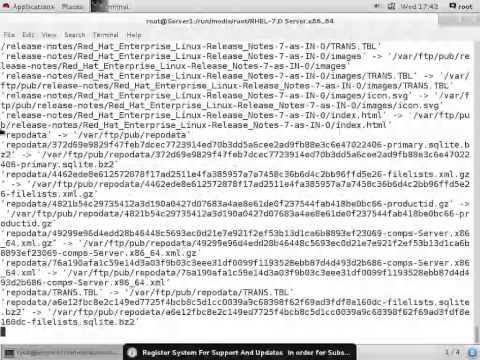 How To Configure YUM Under RHEL 7 / CentOS 7   Doovi