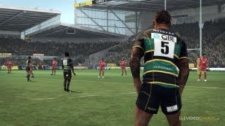 Rugby Challenge 2 - Gameplay (PC HD)