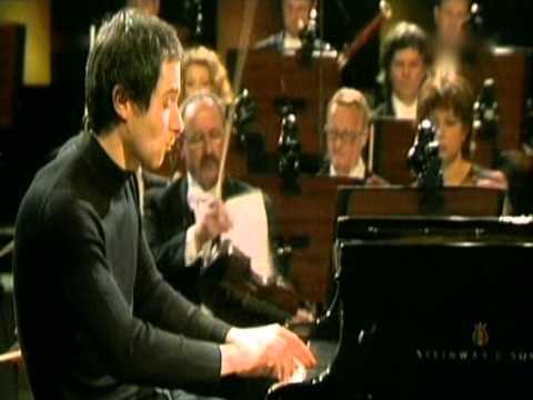 Piotr Anderszewski: The complete Piano Concerto no. 17 in G major K. 453 (Mozart)