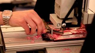 Il Sarto degli occhiali Sandro Gonnella - Lezione 3