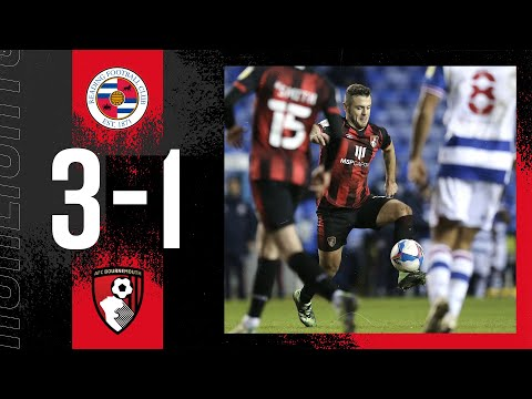 Reading Bournemouth Goals And Highlights