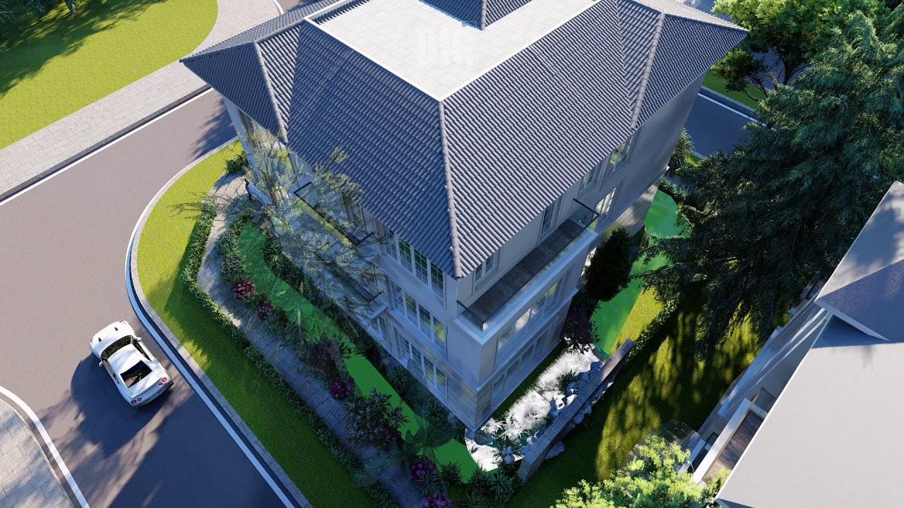 Bigdesign.vn – Biệt thự ecopark khu mimosa
