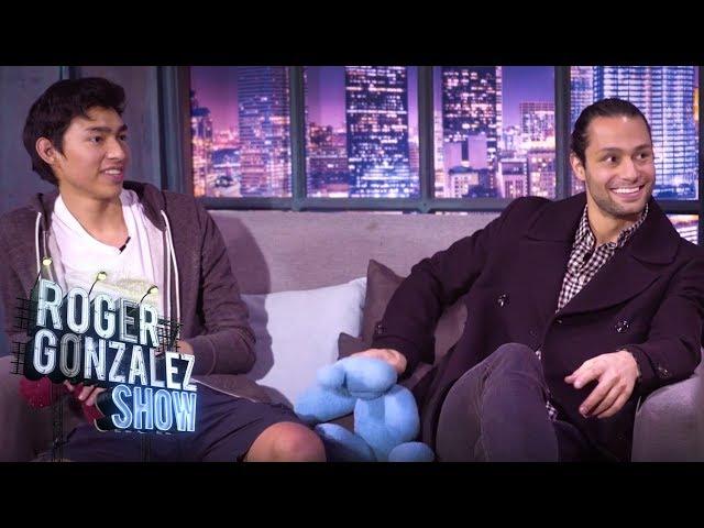 Entrevista Fernanfloo y el actor Mariano Palacios - ROGER GONZALEZ SHOW