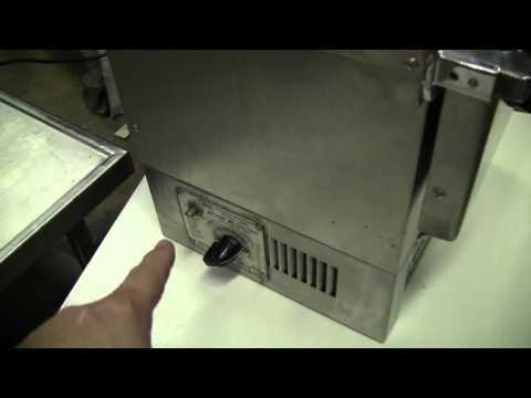 BlueM Oven Model OV8 Gravity Oven