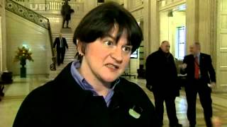 "Arlene Foster Responds to Call for Border Poll - ""Be Careful What You Wish For"""