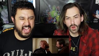 LOGAN Official International RED BAND TRAILER #1 REACTION & REVIEW!!!
