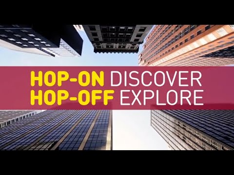 Hong Kong Hop-On Hop-Off Bus Tour - Video