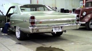 1967 Ford Fairlane 500XL - ProTouring