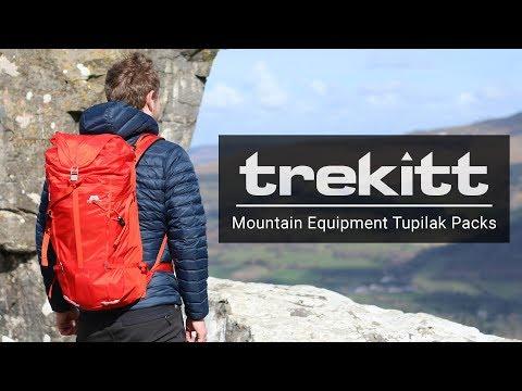 Inside Look: Mountain Equipment Tupilak Packs