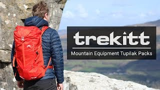 Inside Look: NEW Mountain Equipment Tupilak Packs