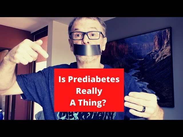 Is Prediabetes Really A Thing?   Spill The T!   Dr. Pete & T!