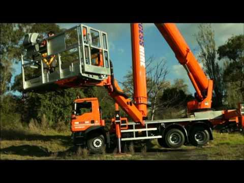 Elevating Work Platform Hire - Bulleen High Access Hire
