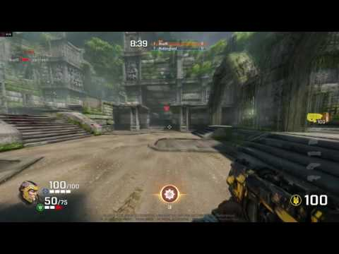 This is what Quake Champions is like in Australia