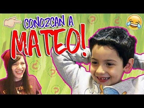 PREGUNTAS CON MATEO! - Mica Suarez